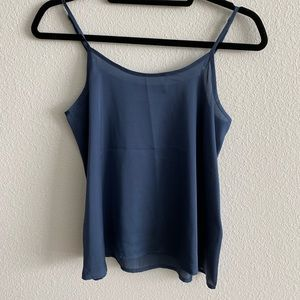 Abercrombie Blue Cami